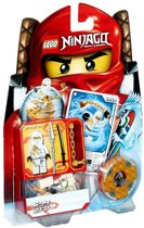 LEGO NINJAGO Spinner Zane DX - 2171