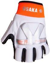 Osaka Armadillo Hockeyhandschoenen - Hockeyhandschoenen  - wit - L