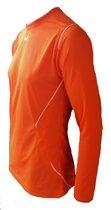 KWD Sportshirt Mundo - Voetbalshirt - Kinderen - Maat 152 - Oranje/Wit