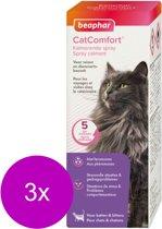 Beaphar Catcomfort Kalmerende Spray - Anti stressmiddel - 3 x 60 ml
