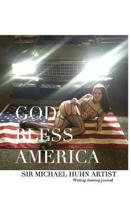 All American Girl God Bless Americawriting Drawing Journal