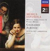 Musica Espanola - Piano Music Vol 2 / Alicia De Larrocha
