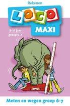 Loco Maxi - Meten en wegen groep 6/7