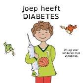 Joep heeft diabetes