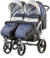Duo Kinderwagen Chipolino Twix Blue Jeans
