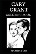 Cary Grant Coloring Book