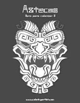 Aztecas Libro Para Colorear 2