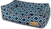 Lounge Bed Moroccan Navy maat XL. P.L.A.Y.