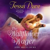 The Wallflower Wager Lib/E