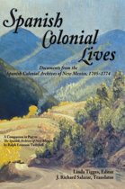Spanish Colonial Lives, Hardcover