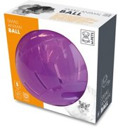 M-Pets hamsterbal paars small 13cm