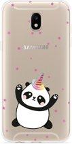 Samsung Galaxy J5 (2017) Hoesje Pandicorn