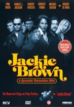DVD JACKIE BROWN NL