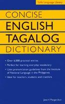 Omslag van 'Concise English Tagalog Dictionary'