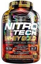 Nitro Tech Whey Gold 2510gr Chocolade
