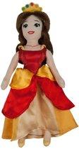 Knuffelpop Prinsessia 30 cm: Iris -