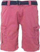 Brunotti Caldo Heren Sportbroek - Dusty Red - Maat XXL
