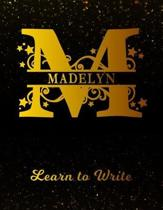 Madelyn Learn To Write