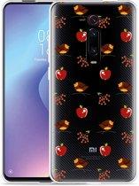 Xiaomi Mi 9T Hoesje Apples and Birds