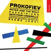 Peter And The Wolf/Suite From Cinderella Op.87/...