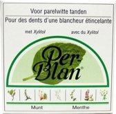 Perblan Munt Kruidentandpoeder - 30 ml - Tandpasta