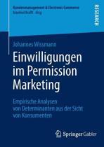 Einwilligungen Im Permission Marketing