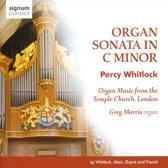 Organ Sonata In C Minor