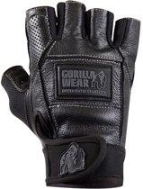 Gorilla Wear Hardcore Wrist Wraps - Handschoenen - XXL - Zwart