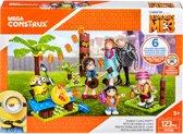 Mega Bloks Minions 3 Luau Speelset - Constructiespeelgoed