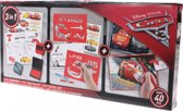 Slammer Knutselset 3-in-1 Disney Cars 3 Junior 20-delig