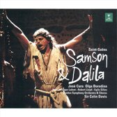 Saint-Saens: Samson et Dalila / Davis, Cura, Borodina, et al