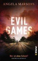 Evil Games – Wer ist ohne Schuld?
