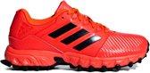 adidas Junior Hockeyschoenen - Outdoor schoenen  - rood - 33
