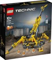 Afbeelding van LEGO Technic Compacte Rupsband Kraan - 42097 speelgoed