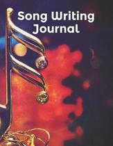 Song Writing Journal