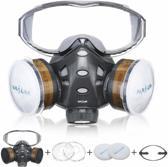 NASUM XT Adembeschermingsset met veiligheidsbril - 1 st