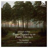 Piano Trio No.1, Quartet No.3