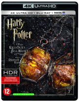 Harry Potter And The Deathly Hallows: Part 7.1 (4K Ultra HD Blu-ray)