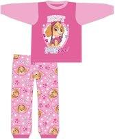 Paw Patrol pyjama - roze - maat 74 - 100% katoen