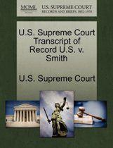 U.S. Supreme Court Transcript of Record U.S. V. Smith
