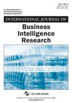 International Journal of Business Intelligence Research, Vol 4 ISS 2