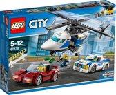 Afbeelding van LEGO City Politie Snelle Achtervolging - 60138 speelgoed