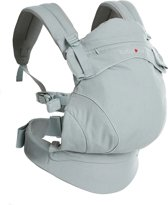 Babylonia baby carriers - Babylonia flexia - Grey violet - One size