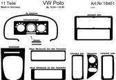 Richter Prewoodec Interieurset Volkswagen Polo 6N 1994-1999 9-delig - Titan Wortelnoot