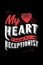 My Heart Belongs to a Receptionist