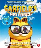 Garfield's Pet Force (2D+3D) (Blu-ray+Dvd Combopack)