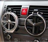 Bekerhouder / Blikjeshouder Ventilatierooster - Auto Drankhouder - Car Can Holder