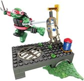 Mega Bloks Turtles Training Set Raph Jongens 51-delig