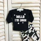 Shirtje Hello i'm...