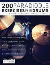 200 Paradiddle Exercises For Drums